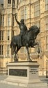 615px-Richard I of England - Palace of Westminster - 24042004 - Version 2